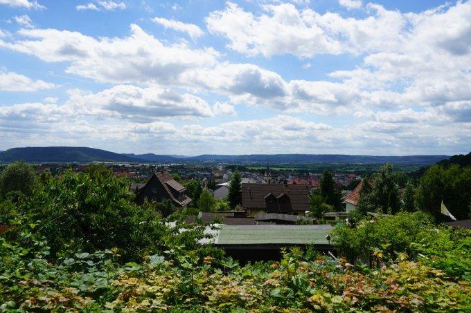 In the hills above Sonneberg